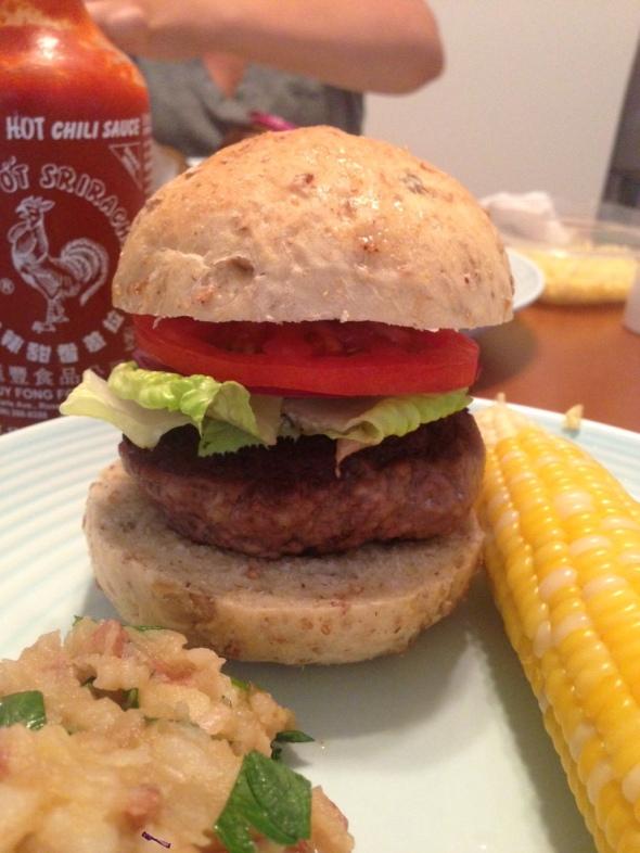 Big boy burger.